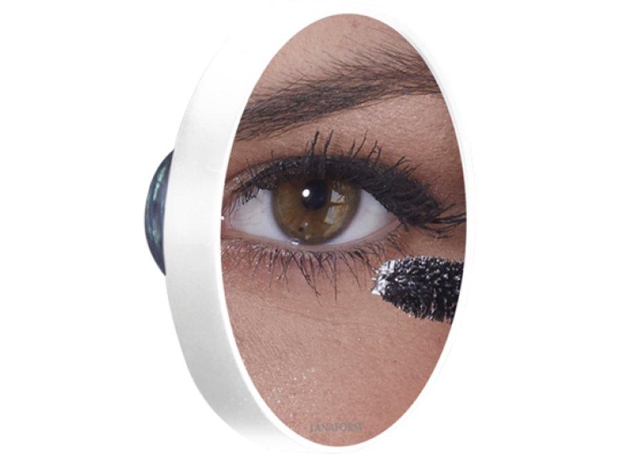 Make up Spiegel X10 met Zuignapjes LA 131005 Lanaform