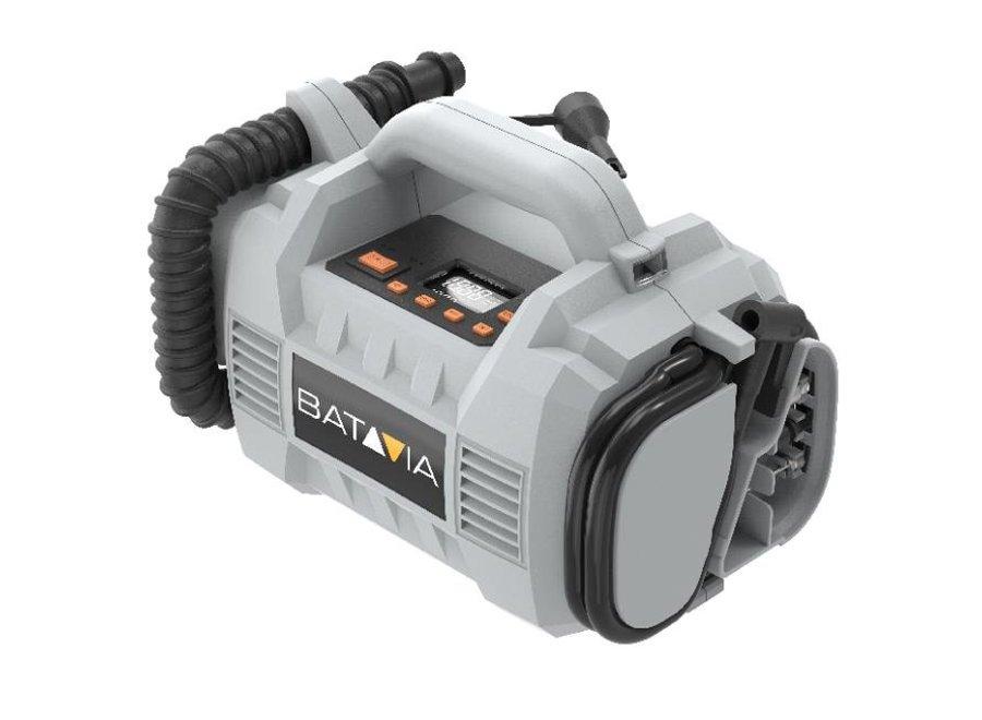 Maxxpack 18V Li-Ion Compressor - 10 bar 7063487 Batavia