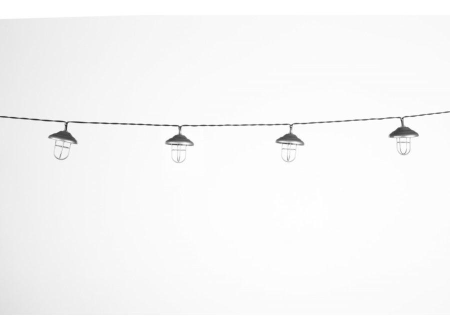 Denver Solar LED lichtsnoer - 3,8 meter LED Lovers