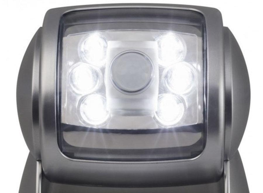 Porch Light Draadloze LED Buitenlamp met bewegingssensor LED Lovers