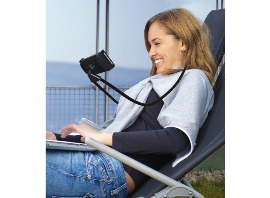 Nek Telefoon/Smartphonehouder Technosmart