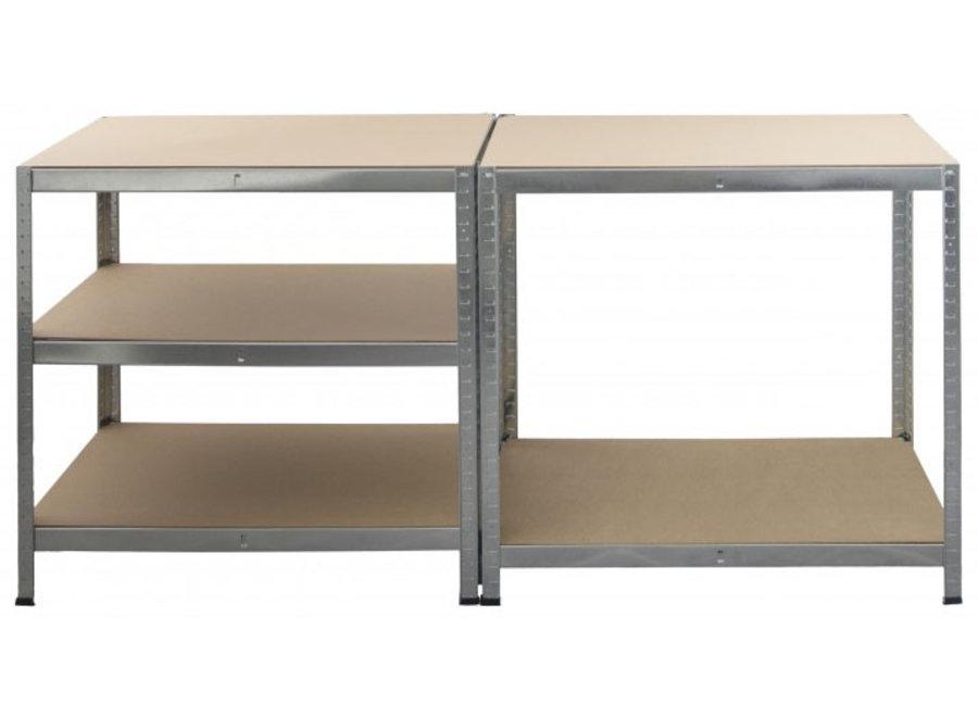 Stellingkast MDF/Metaal 5 planken Wolfgang Germany
