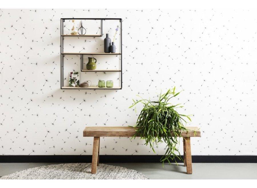 Bilbao Wandrek XL - hout/metaal Lifa Living