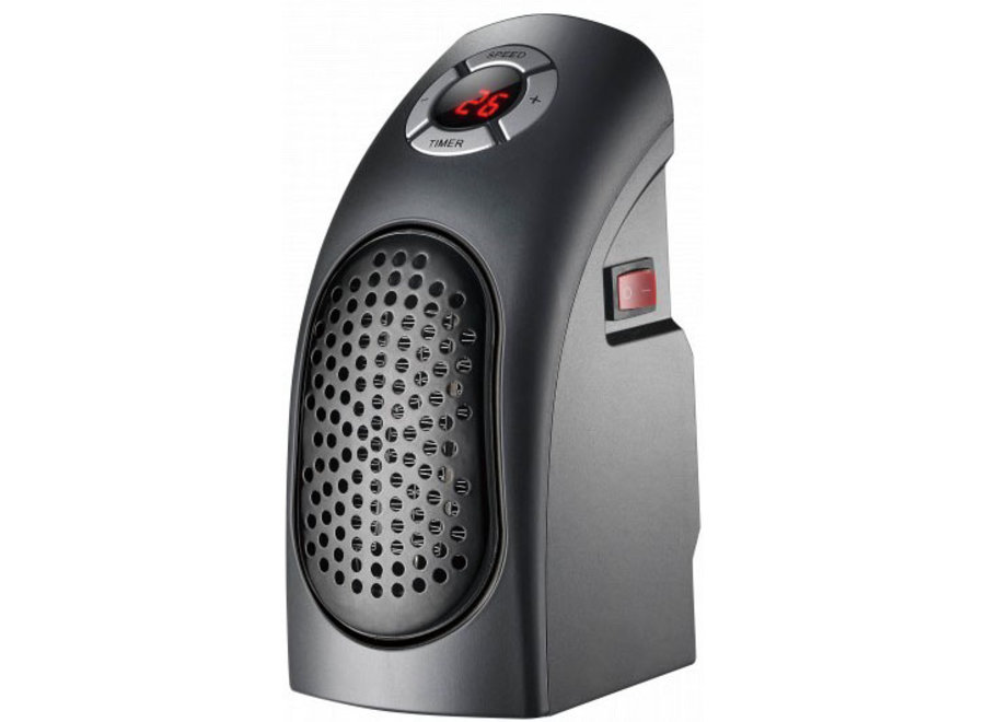 Power Fan Heater 400W Mascot Online
