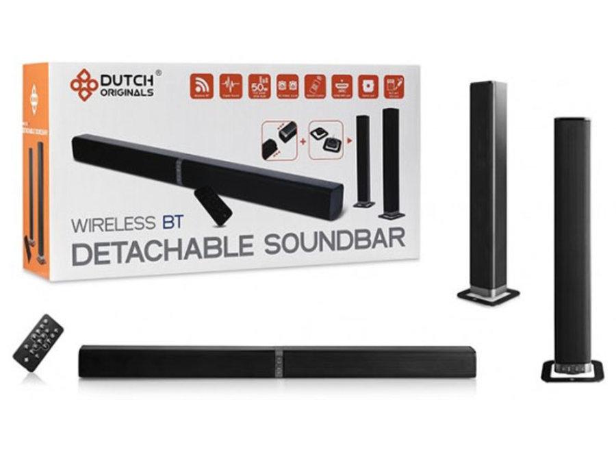 Soundbar Double 32 inch Dutch Originals