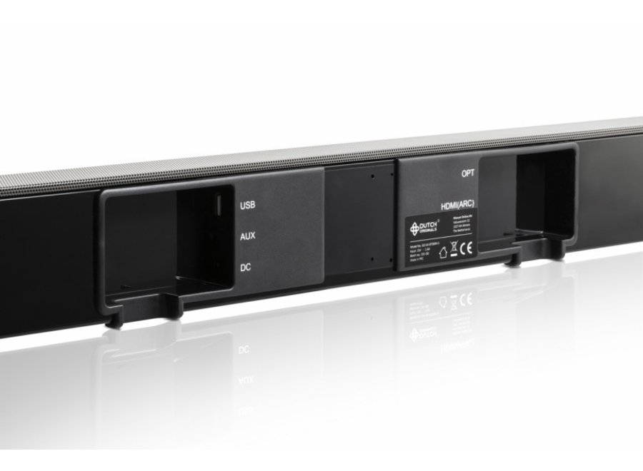 Bluetooth Soundbar Alu-look Dutch Originals
