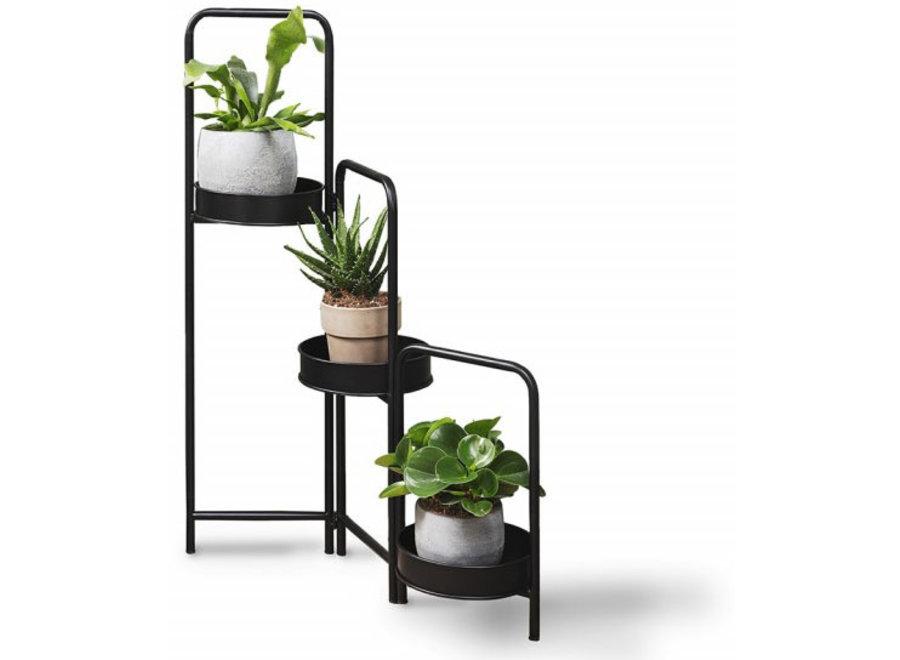 Plantenhouder 3-laags - metaal Lifa Living