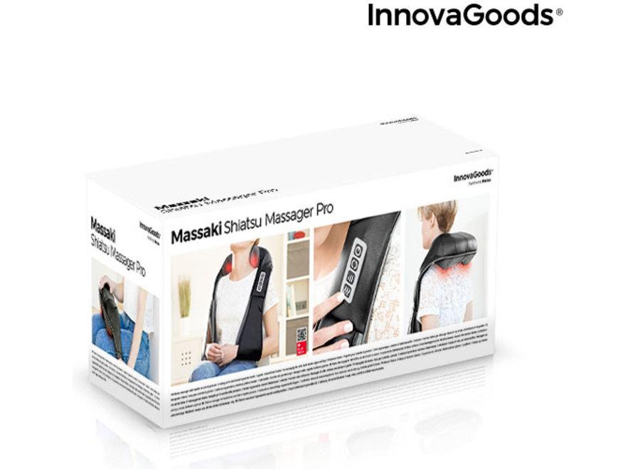Shiatsu Neck Massager V0101217 Innovagoods