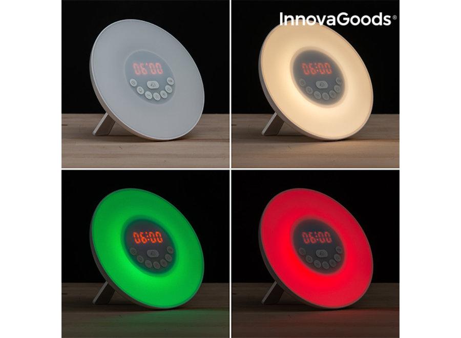 Daglichtwekker - 6 kleuren V0101168 Innovagoods