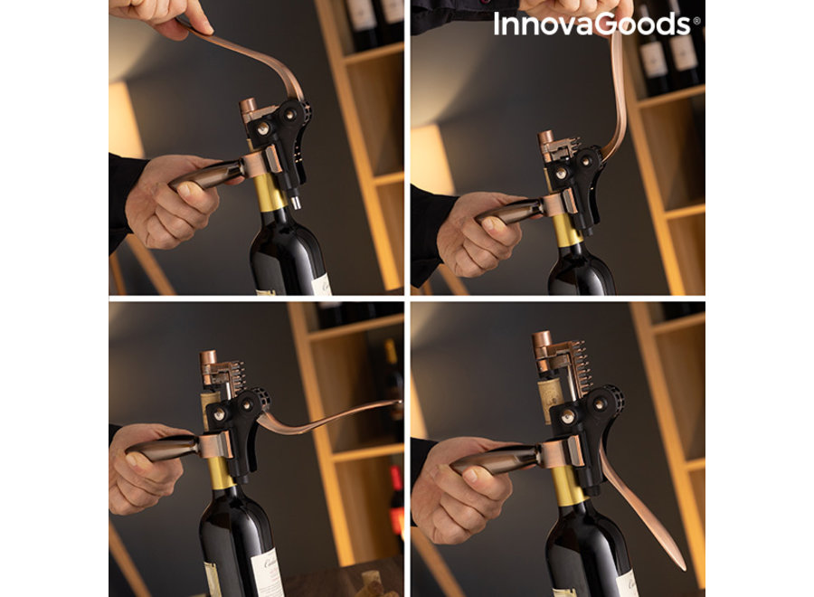 5-delige Wijnserveerset V0101246 Innovagoods