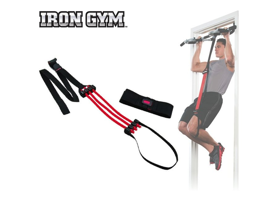Pull Up Boost IRG011 Iron Gym