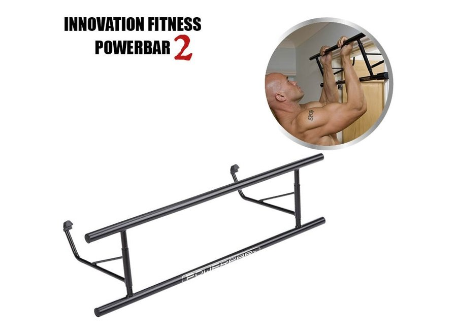 Innovation Fitness Power Optrekstang POW002