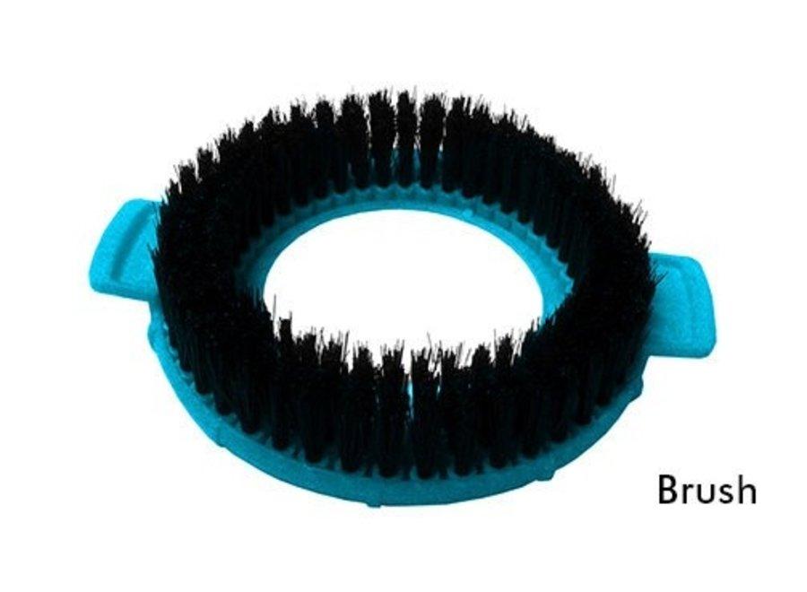 Storm Spin Mop Borstel voor hardnekkig vuil CLS012