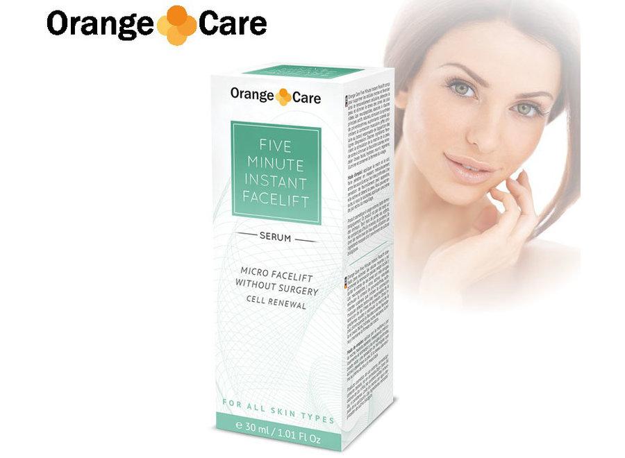 Five Minute Instant Facelift Gezichtscrème FMI001 Orange Care
