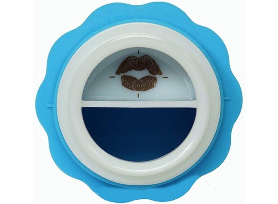 Candy Lipz Single Lobed - blauw CAL006