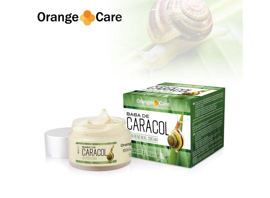 Baba de Caracol Gezicht crème - 50 ml BAB001