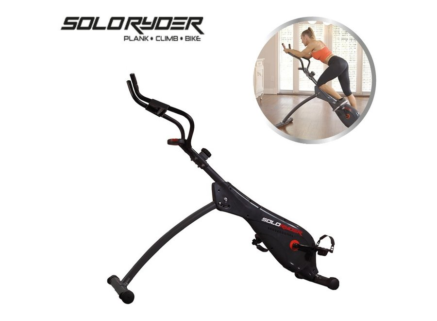 Solo Ryder Cardio Hometrainer SRY001