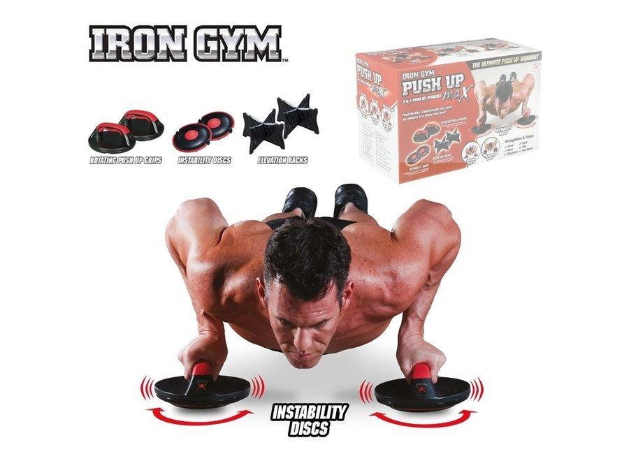 Iron Gym - Push Up Max IRG010