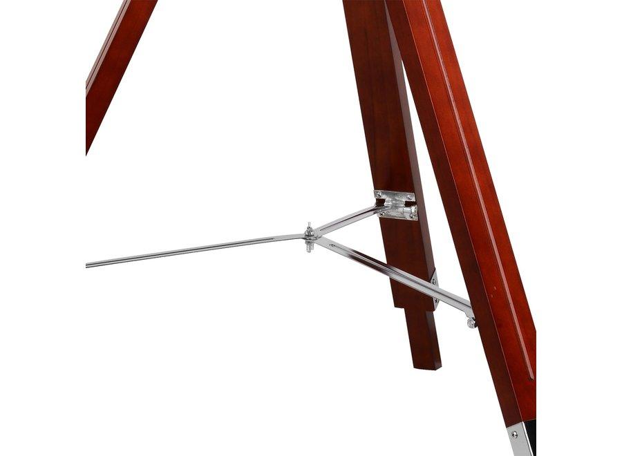 Staande Driepoot Ventilator - wood - 40 cm FN-120952 Emerio