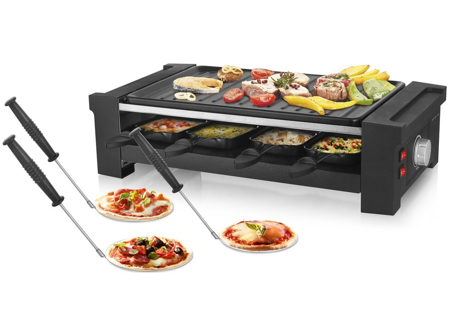 Raclette / grill RG-121295 Emerio