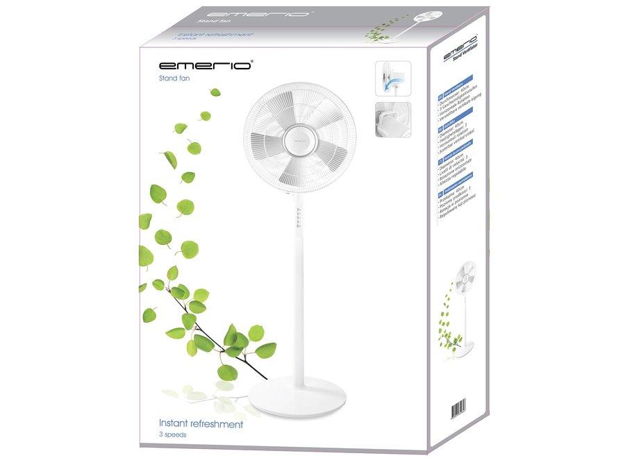 Staande Ventilator - wit FN-114474 Emerio