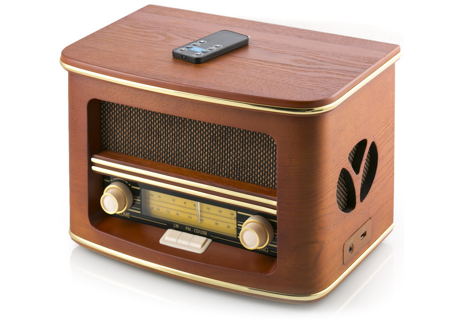 Retro Radio CR 1109 Camry