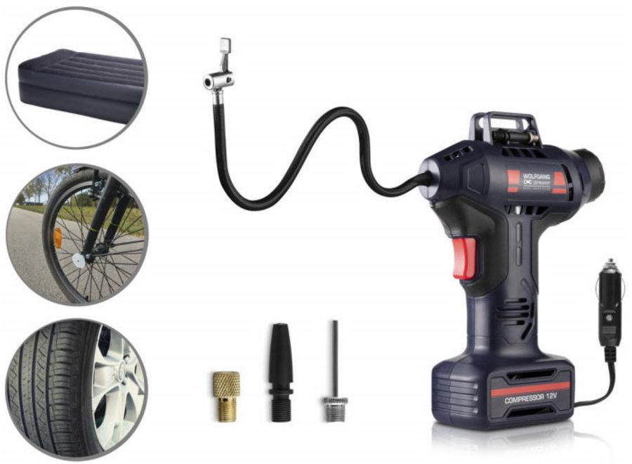 12V Compressor + accessoires Wolfgang Germany