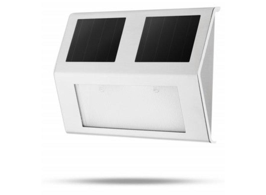 LED Solar Muurlamp Texas - 4-pack LED Lovers
