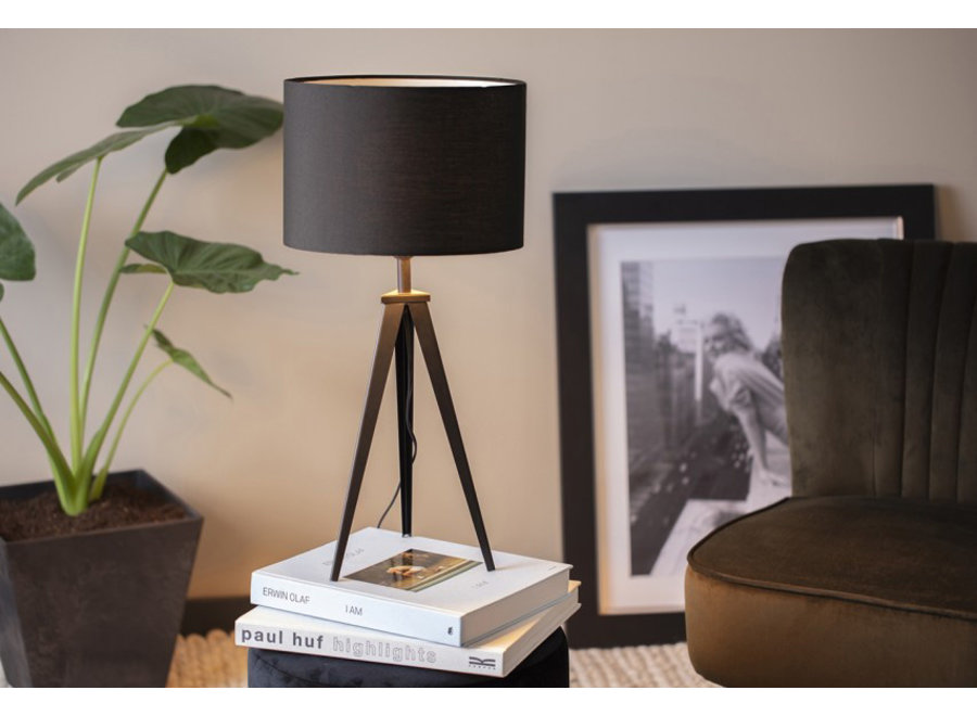 Tafellamp Driepoot Portland Lifa Living