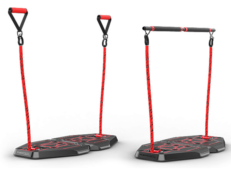 Fusion Motion 200 in 1 Fitness Device FMO001