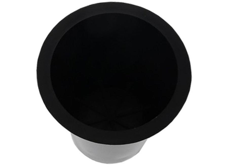 Lifting Bed Verhogers - 15 cm - zwart - 4 stuks 30152