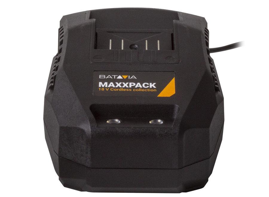 18V Li-Ion 2,4A Oplader Maxxpack 7063688 Batavia