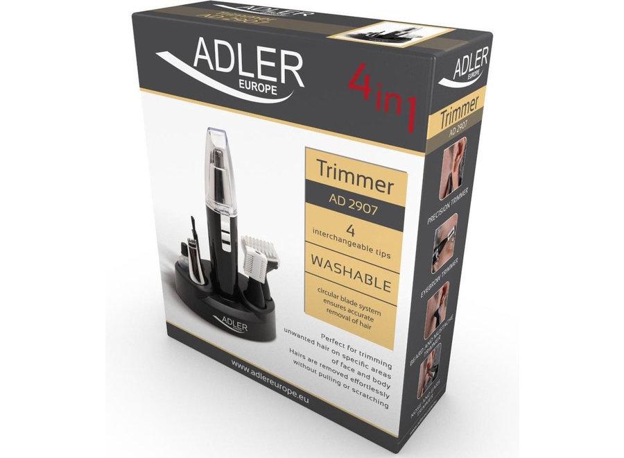 4 in 1 Trimmerset AD 2907 Adler