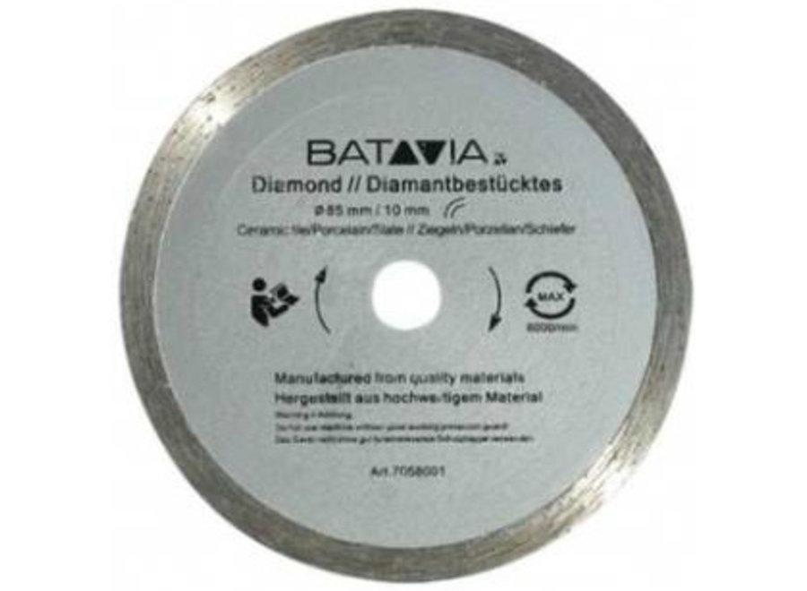 XXL Speed Saw Diamant zaagblad ?85mm - 2 stuks 7058001 Batavia