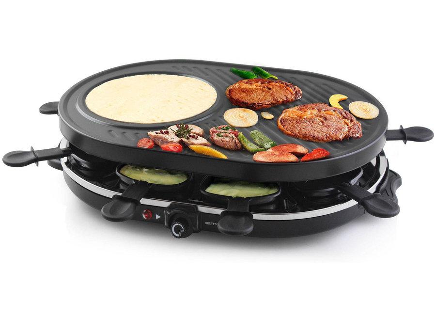 8-persoons Gourmetstel RG-105522 Emerio