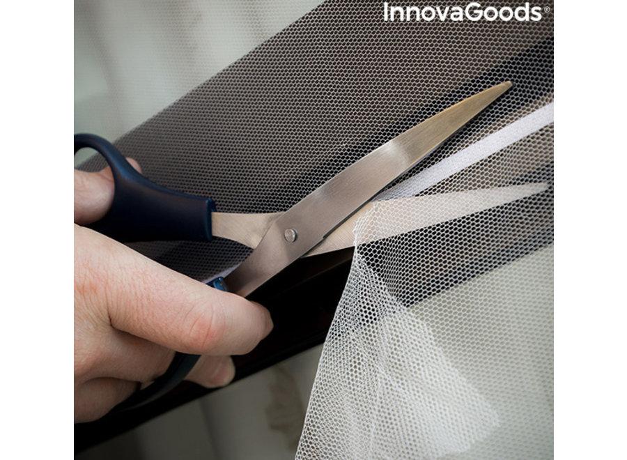 Anti-Mosquito Window Net White V0103064 InnovaGoods