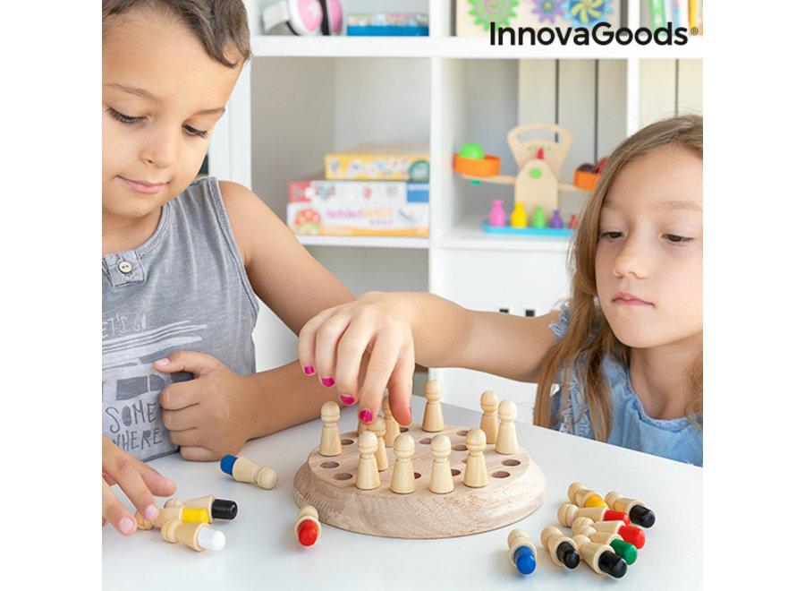 Taeda Houten Memo Chess V0101251 Innovagoods