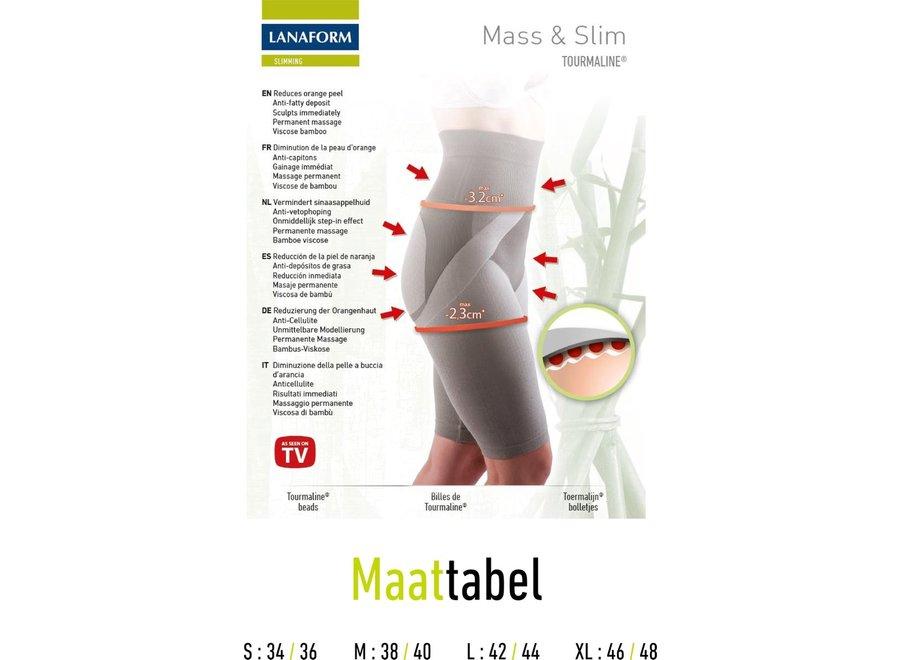 Mass & Slim Afslankbroekje LA0129041 Lanaform