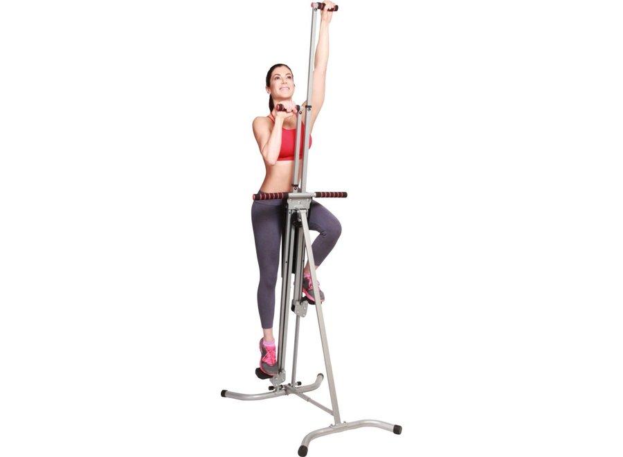 Maxi Climber Verticale Stepper Cardio Fitness Trainer