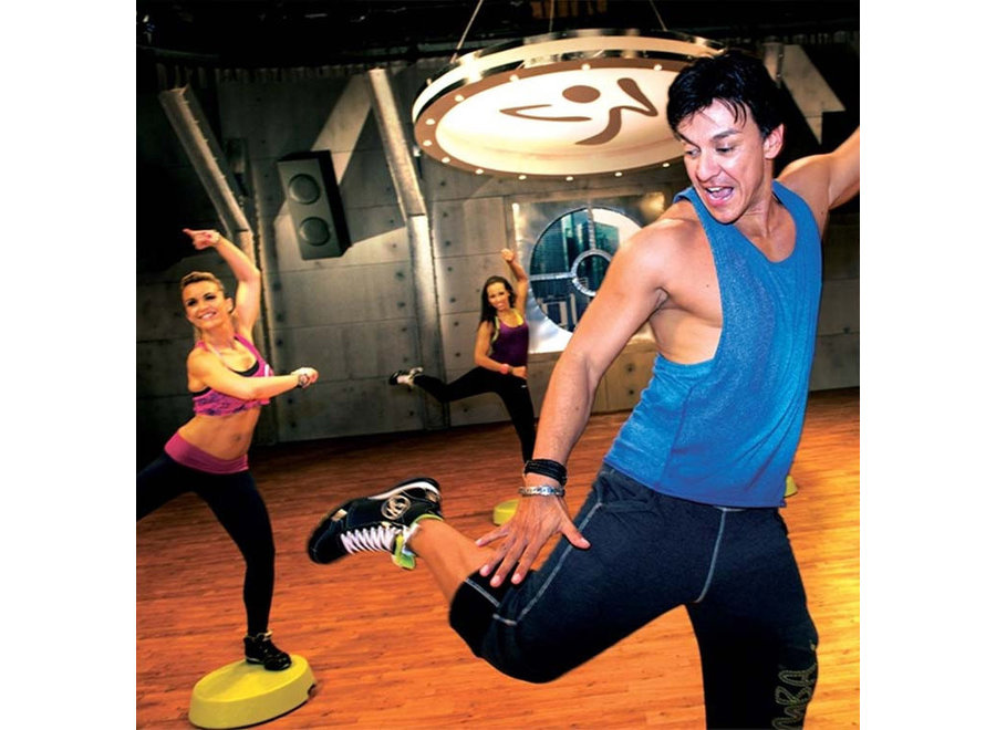 Step Riser Yogablok Zumba