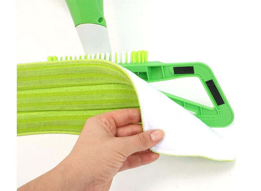 Spray Mop Dweil & Vloerwisser - groen SPR001