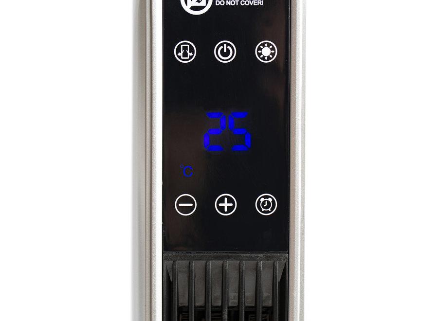 Torenventilator + Keramische Verwarming - 74 cm CR 7722 Camry