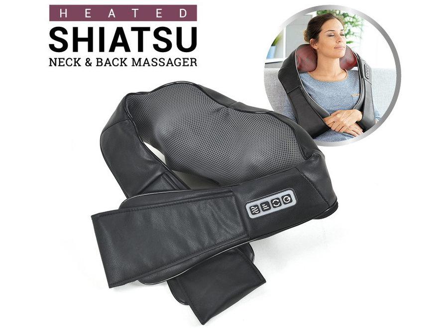 Shiatsu Neck Massageband OSM001 Orange Care