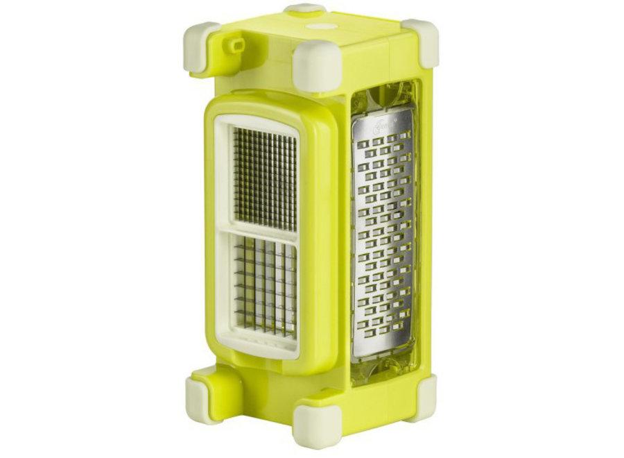 Magic Cube Snijset - 9-delig NID006 Nicer Dicer