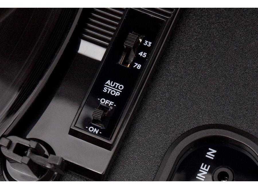 Retro Platenspeler in koffer CR 1149 Camry
