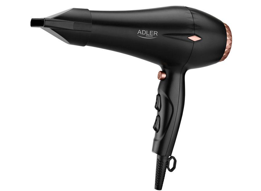Fohn / Haardroger met diffuser - 2000 W AD 2244 Adler