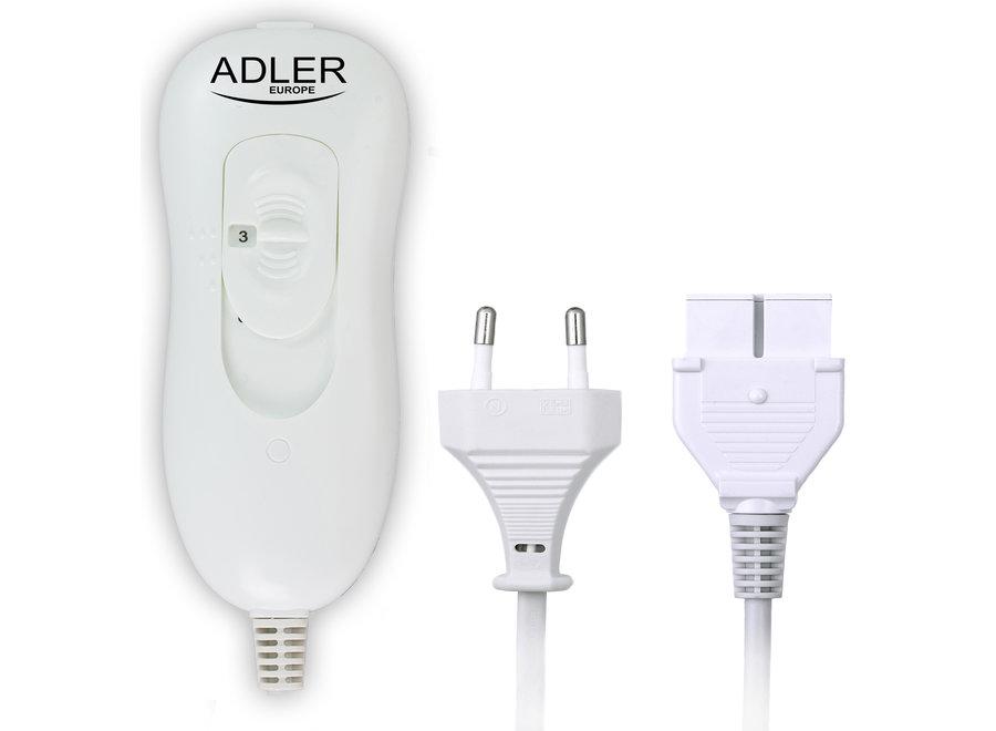 Elektrische Deken 150x80 cm - 1-persoons AD 7425 Adler
