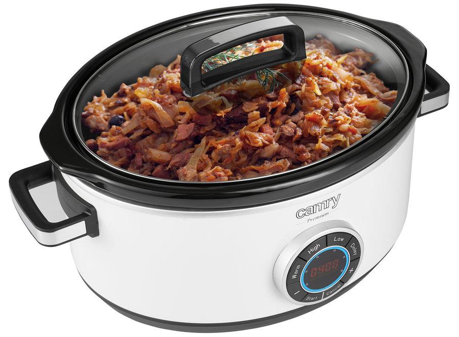 Slow Cooker 6,5 liter CR 6410 Camry