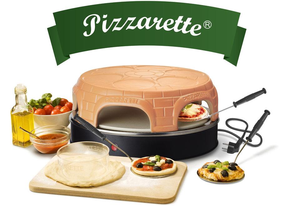 Pizzarette Stone Pre-bake 6-persoons PO-116100.1 Emerio