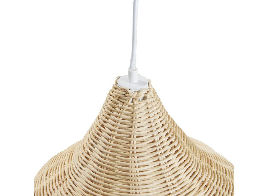Hanglamp Lesbos - rotan - naturel Lifa Living